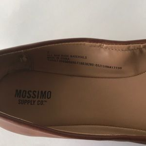 Mossimo Supply Co. Shoes - Brown flats